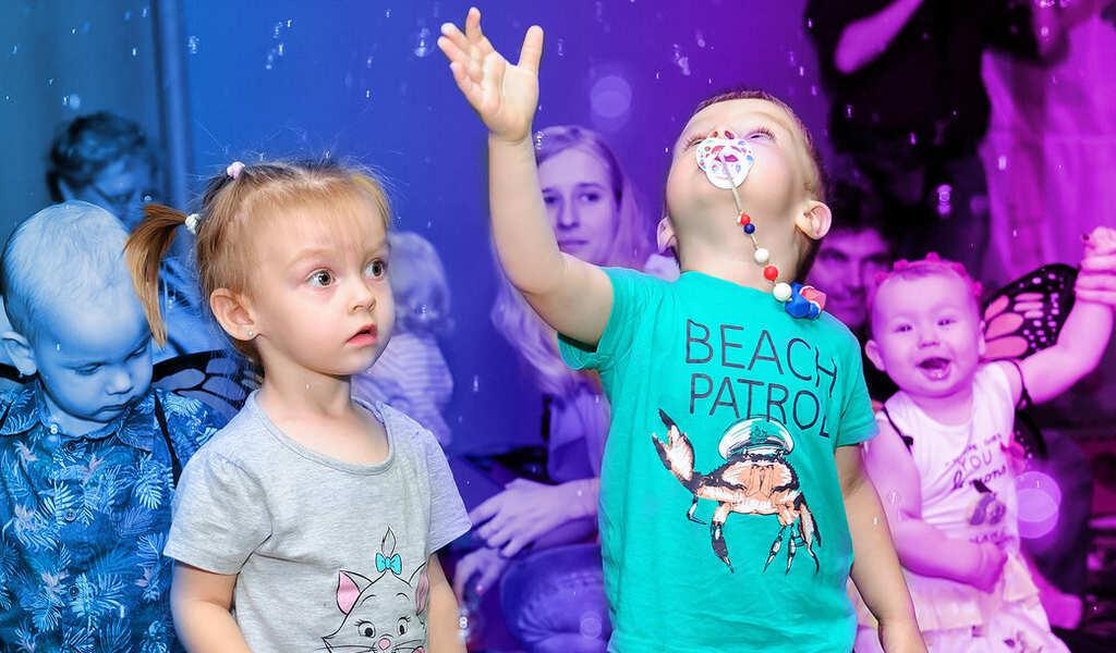 Театрализованный концерт для малышей в Сказке реки