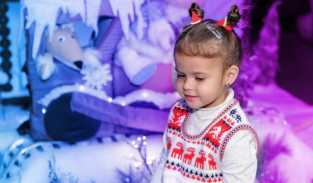 Зимние развлечения в Сказке о Снежной Метельке